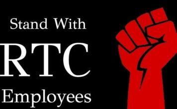 TSRTC strike, Telangana