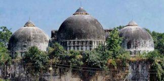 babri masjid- ayodhya
