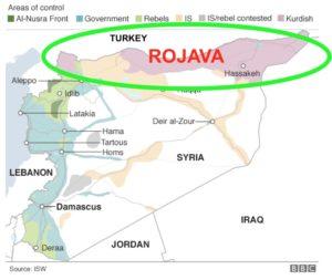 Rojova map