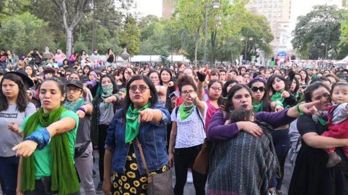 chilean feminist anthem