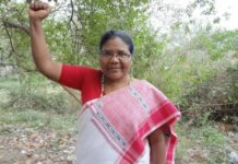 Iron lady of Jharkhand