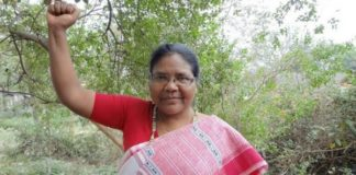Iron lady of Jharkhand