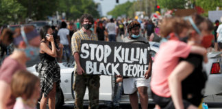 protests black