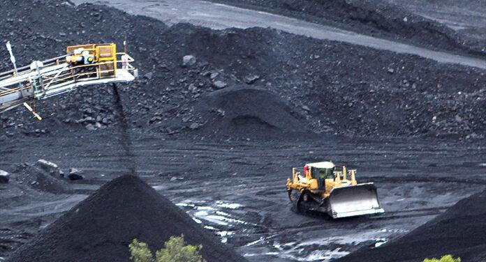 Coal protest