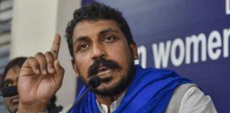 chandrashekhar azad arrested