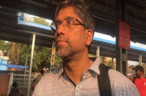 Dr Hany Babu, Associate Professor in English at Delhi University
