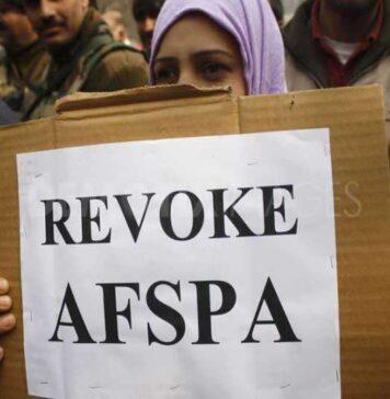 Revoke AFSPA