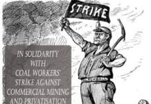coal strike