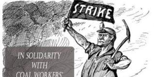 coal strike