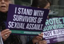 rape survivors