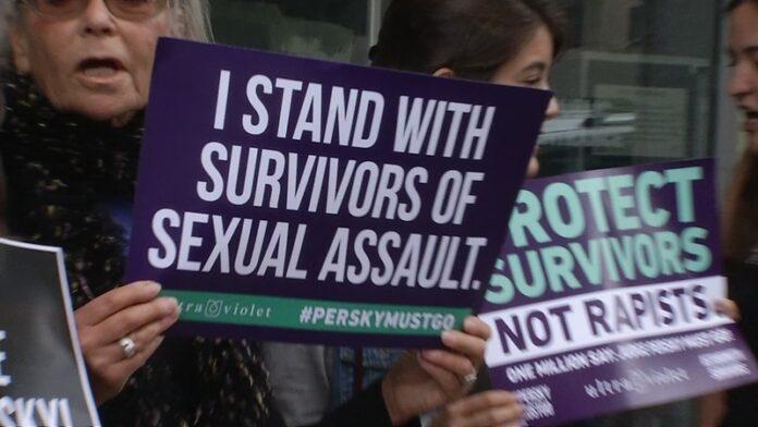 rape survivors