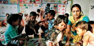 NEP 2020 and Anganwadi's