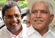 Yeddiyurappa and Siddaramaiah admitted in same hospital for Covid Care