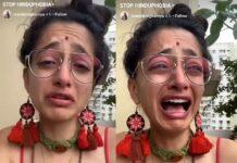 priyanka paul hinduphobic