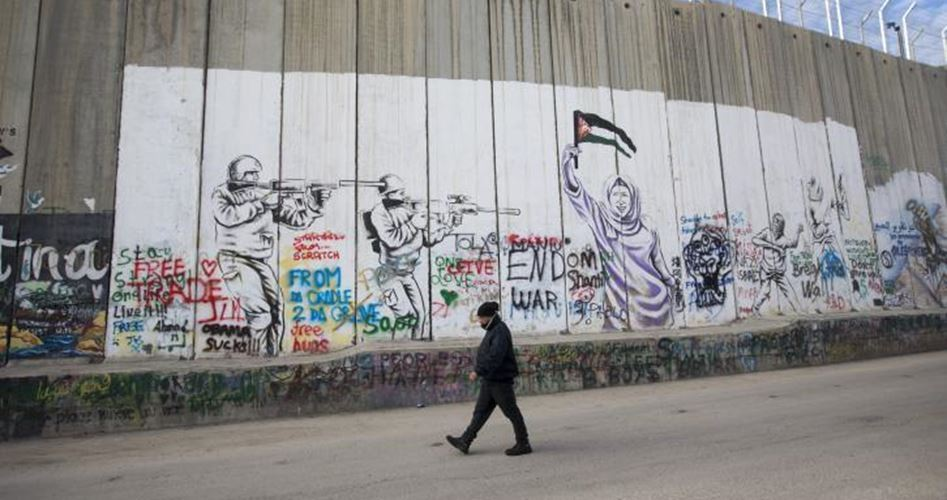 israel apartheid wall