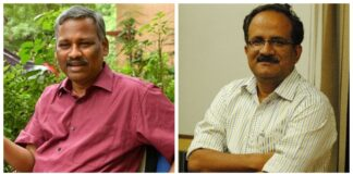K Satyanarayana and KV Kurmanath