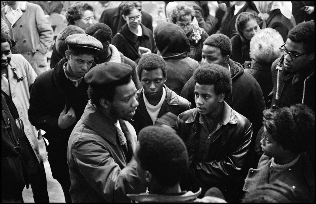 Fred Hampton in Chicago
