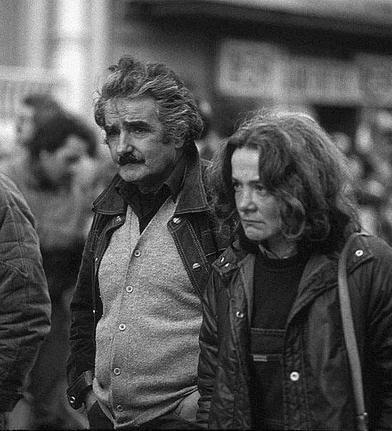 jose mujico and Lucia Topolansky