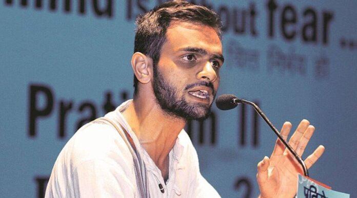 Umar khalid judicial custody
