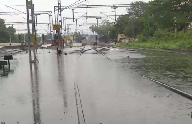 cyclone Nivar Chennai