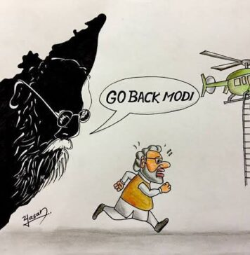 #GoBackModi