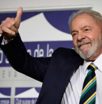 Lula Campaign for Brazil Presidentail Election 2022