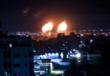 Israeli Airforce Airstrikes