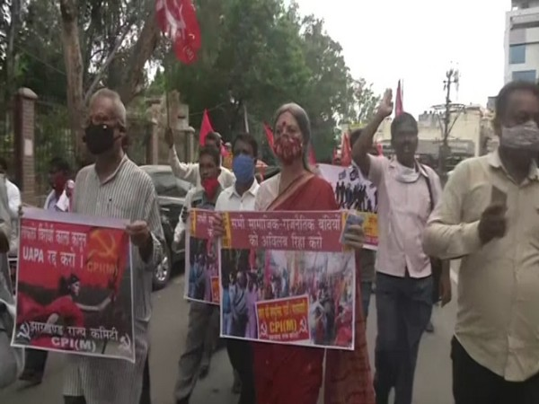 Stan Swamy Protests