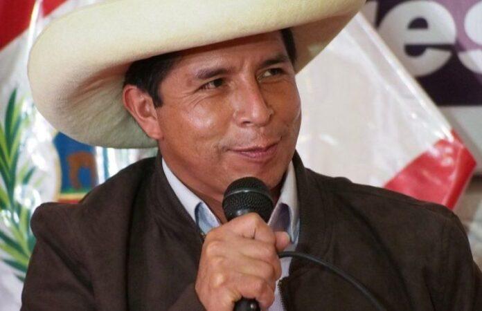 Peru Elections Castillo