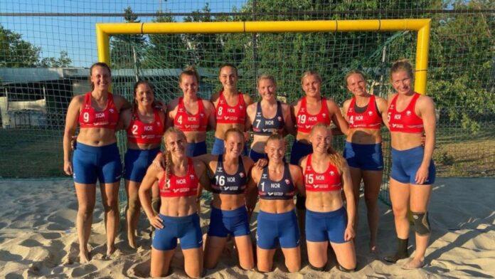 Norway Handball Womens Team